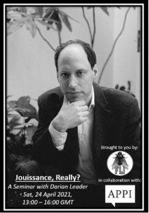 Jouissance Really, seminar image