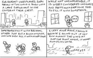 Psycho therapy cartoon humour